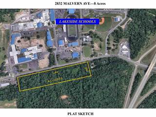 Comm/Ind for sale in No address available, Hot Springs, AR, 71901