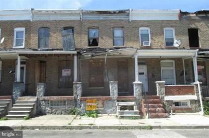 Residential Property for sale in 2416 LLEWELYN AVE, Baltimore City, MD, 21213