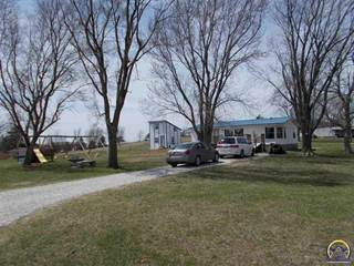 Single Family for sale in 1640 Kafir Rd, Burlington, KS, 66839