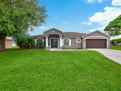 Residential Property for sale in 5856 NW Fogel Court, Port St. Lucie, FL, 34986