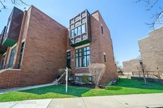Townhouse for sale in 7748 Lincoln Avenue, Skokie, IL, 60077