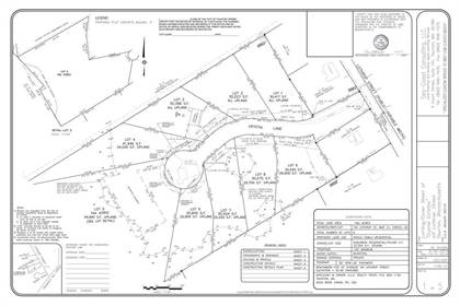 Lots And Land for sale in 0 CRYSTAL LANE, Taunton, MA, 02780