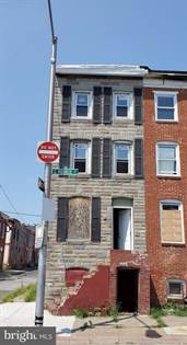 Residential Property for sale in 120 S MONROE STREET, Baltimore City, MD, 21223
