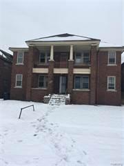 Townhouse for rent in 2925 W BUENA VISTA Street, Detroit, MI, 48203