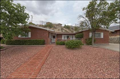Residential Property for sale in 4273 CANTERBURY Drive, El Paso, TX, 79902