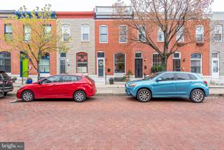 Townhouse for sale in 137 N KENWOOD AVENUE, Baltimore City, MD, 21224