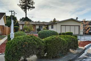 Single Family for sale in 411 Castro CT, Campbell, CA, 95008