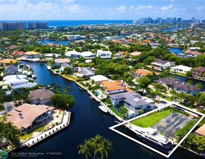 Lots And Land for sale in 21 Compass Isle, Fort Lauderdale, FL, 33308