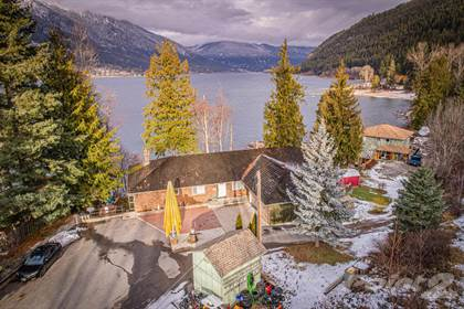 Residential Property for sale in 2166 Bealby Point Road, Nelson, British Columbia, V1L3E2
