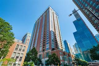 Condo for sale in 415 East North Water Street 1605, Chicago, IL, 60611