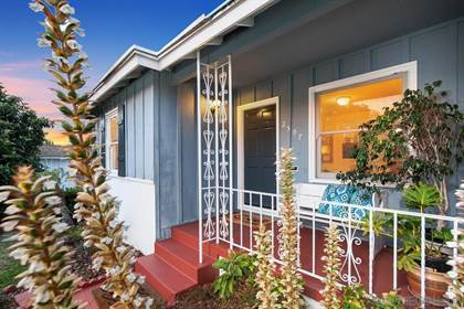 Residential Property for sale in 2507 Chatsworth Blvd, San Diego, CA, 92106