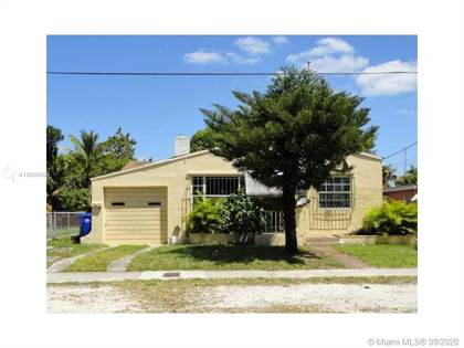 Residential Property for sale in 6301 NW Miami Pl, Miami, FL, 33150