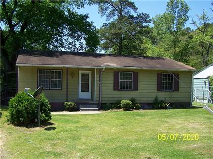 Residential Property for sale in 202 S College Drive, Franklin, VA, 23851