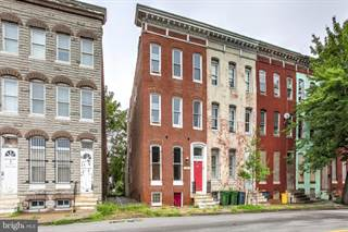 Townhouse for sale in 844 EDMONDSON AVE, Baltimore City, MD, 21201