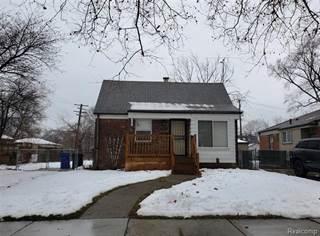Single Family for sale in 9935 PIERSON Street, Detroit, MI, 48228