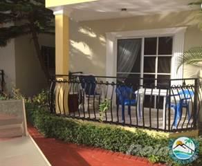 Condominium for sale in 1 BEDROOM - GROUND FLOOR! - CONDO - CORTECITO BEACH !!, Bavaro, La Altagracia