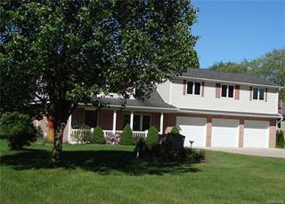 Single Family for rent in 64505 Wolcott, Greater Richmond, MI, 48096