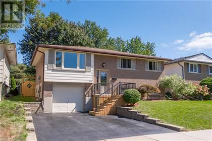 Single Family for sale in 623 PIONEER Drive, Kitchener, Ontario, N2P1L7