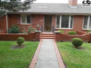 Condo for sale in 2819 Nottingham Dr, Hutchinson, KS, 67502