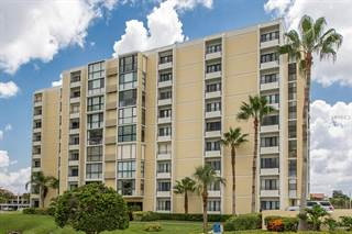 Condo for sale in 830 S GULFVIEW BOULEVARD 507, Clearwater, FL, 33767