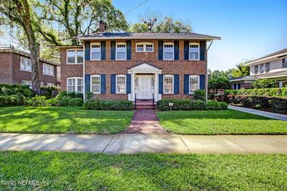 Residential Property for sale in 3512 RIVERSIDE AVE, Jacksonville, FL, 32205