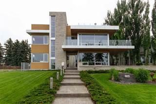 Single Family for sale in 9015 SASKATCHEWAN DR NW, Edmonton, Alberta, T6G2B2