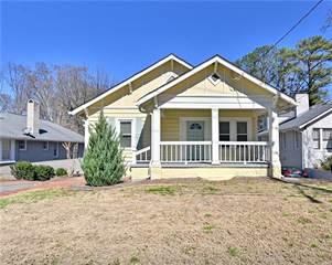 Single Family for sale in 80 Peachtree Hills Avenue NE, Atlanta, GA, 30305