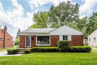 Single Family for sale in 9851 Doris Street, Livonia, MI, 48150