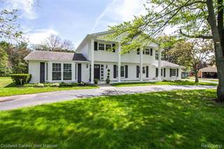Single Family for rent in 6895 HALYARD RD, Bloomfield Township, MI, 48301