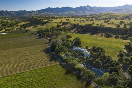 Residential Property for sale in 5200 Foxen Canyon Rd, Los Olivos, CA, 93441