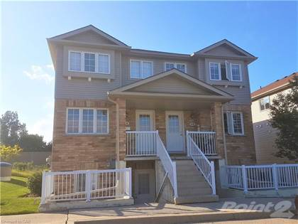 Residential Property for sale in 50 HOWE Drive Unit #9D, Kitchener, Ontario, N2E 0A3