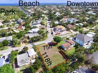 Land for sale in 1405 NE 4th Avenue, Boca Raton, FL, 33432