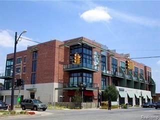 Condo for rent in 211 E NINE MILE Road 209A, Ferndale, MI, 48220