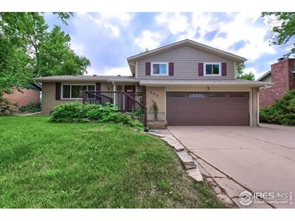 Residential Property for sale in 995 Waite Dr, Boulder, CO, 80303