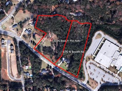 Lots And Land for sale in 676 N Booth Road NW, Kennesaw, GA, 30144