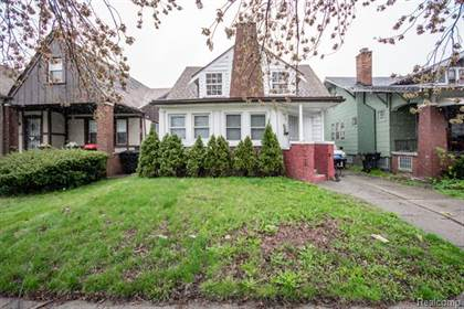 Residential Property for sale in 15656 NORMANDY Street, Detroit, MI, 48238