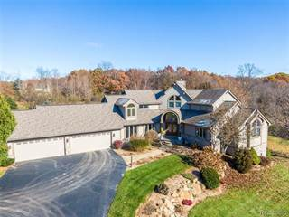 Single Family for sale in 1661 Horseshoe Drive, Brandon Township, MI, 48462
