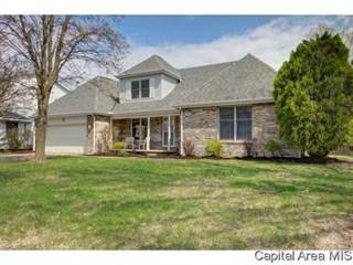 Single Family for sale in 308 OLD TIPPECANOE DR, Springfield, IL, 62711