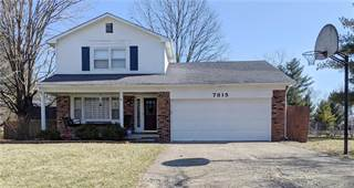Single Family for sale in 7815 Alapaka Court, Indianapolis, IN, 46217