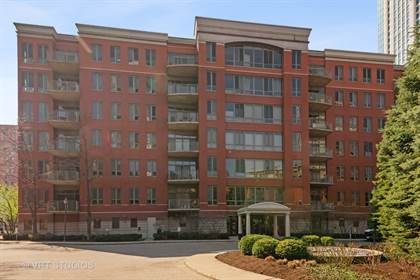Residential Property for sale in 400 N. Clinton Street 408, Chicago, IL, 60654
