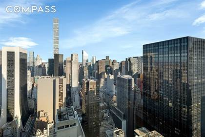Residential Property for sale in 146 West 57th Street 51E, Manhattan, NY, 10019