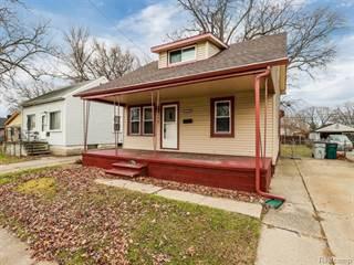 Single Family for sale in 23119 Melville Avenue, Hazel Park, MI, 48030