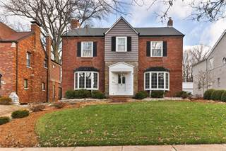 Single Family for sale in 8141 Pershing Avenue, Clayton, MO, 63105