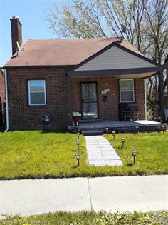 Residential Property for sale in 10184 ROXBURY Street, Detroit, MI, 48224