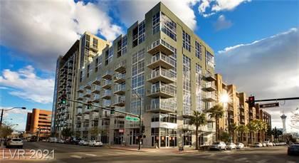 Condominium for sale in 353 East BONNEVILLE Avenue 353, Las Vegas, NV, 89101