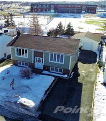 Residential Property for sale in 7 Moores Drive, Mount Pearl, Newfoundland and Labrador, A1N 2M1