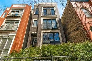 Condo for sale in 829 North Winchester Avenue 2, Chicago, IL, 60622