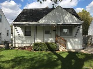 Single Family for rent in 19909 ROSEDALE Street, St. Clair Shores, MI, 48080