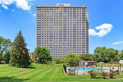 Residential Property for sale in 1300 E LAFAYETTE Street 606, Detroit, MI, 48207