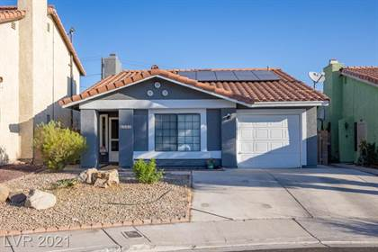 Residential Property for sale in 6744 Waterville Circle, Las Vegas, NV, 89107